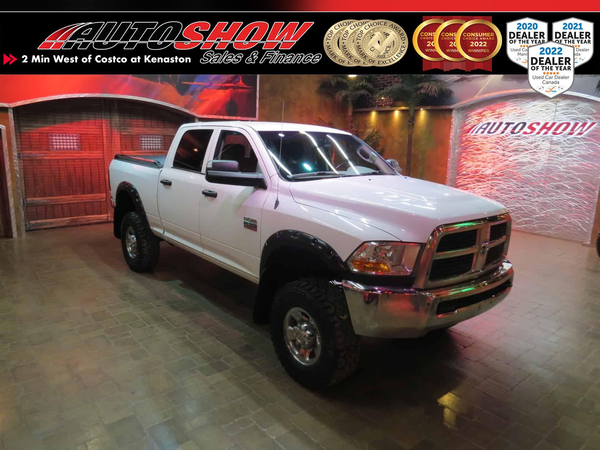 used 2010 Ram 2500 car, priced at $19,800