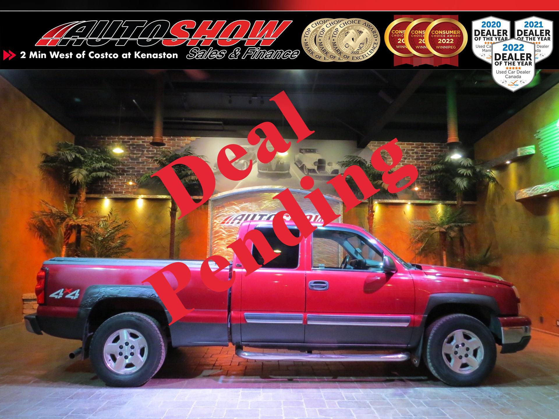 used 2006 Chevrolet Silverado 1500 car, priced at $4,500