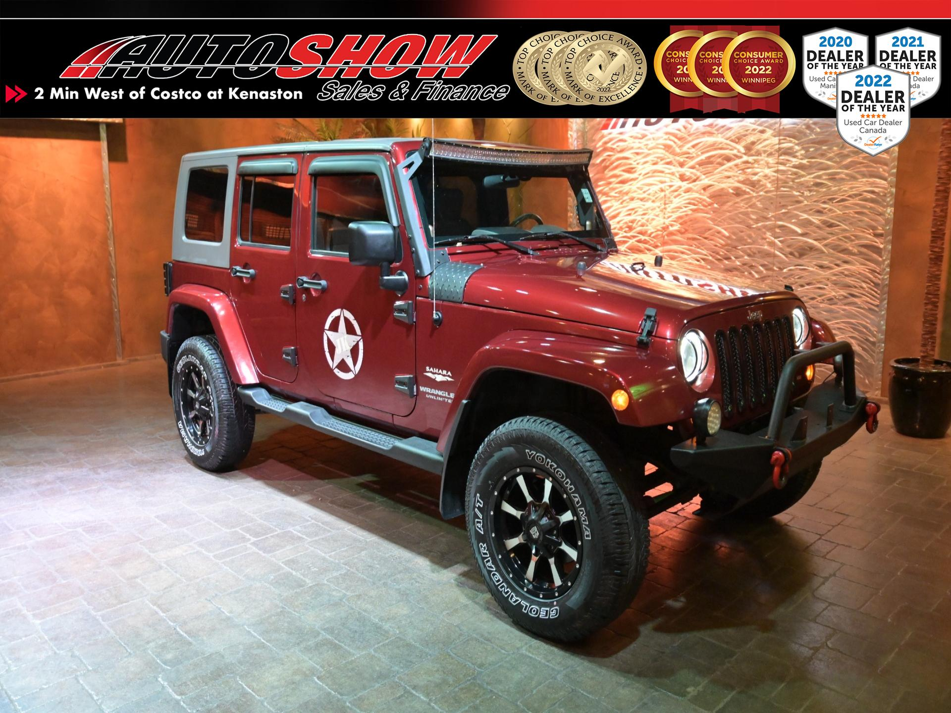 used 2008 Jeep Wrangler car, priced at $18,600