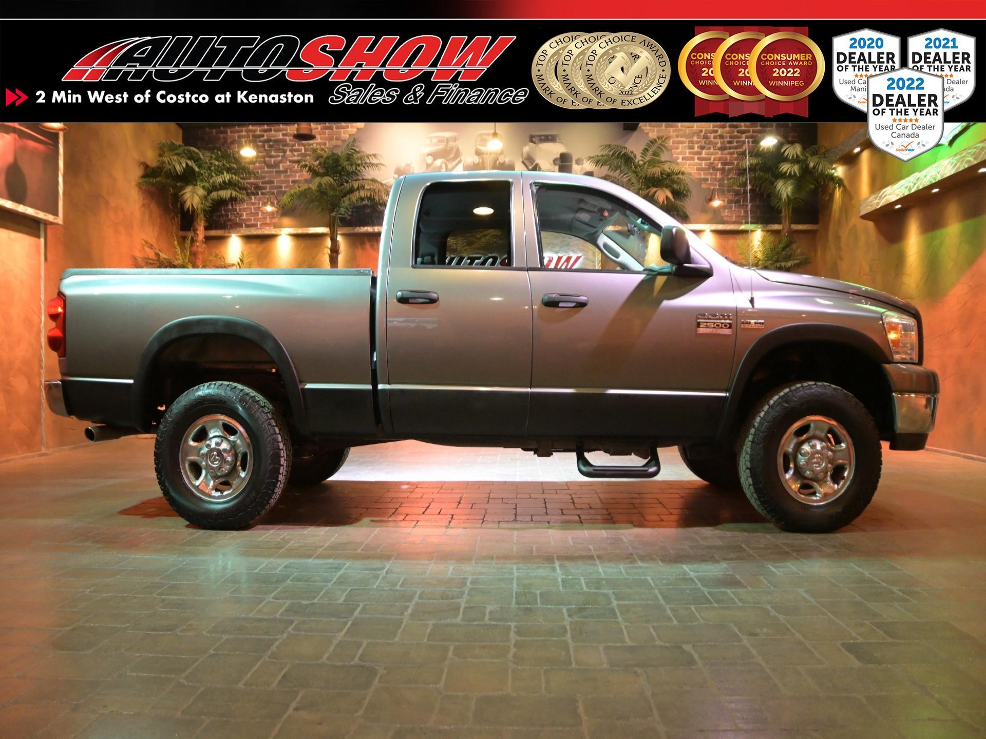 used 2007 Ram 2500 car, priced at $18,800