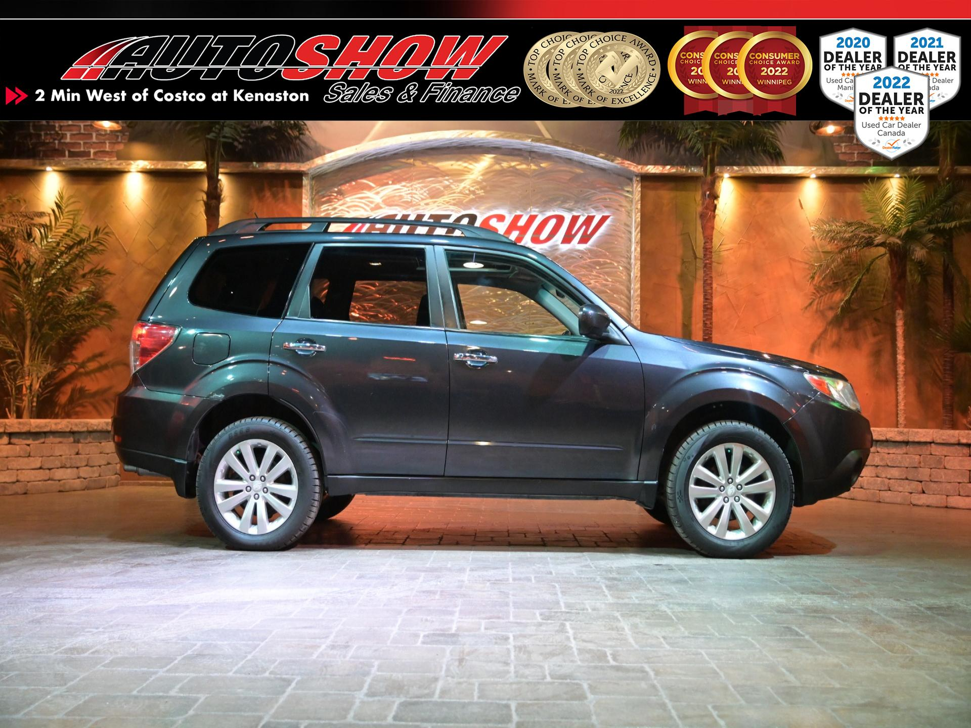 used 2011 Subaru Forester car, priced at $9,600