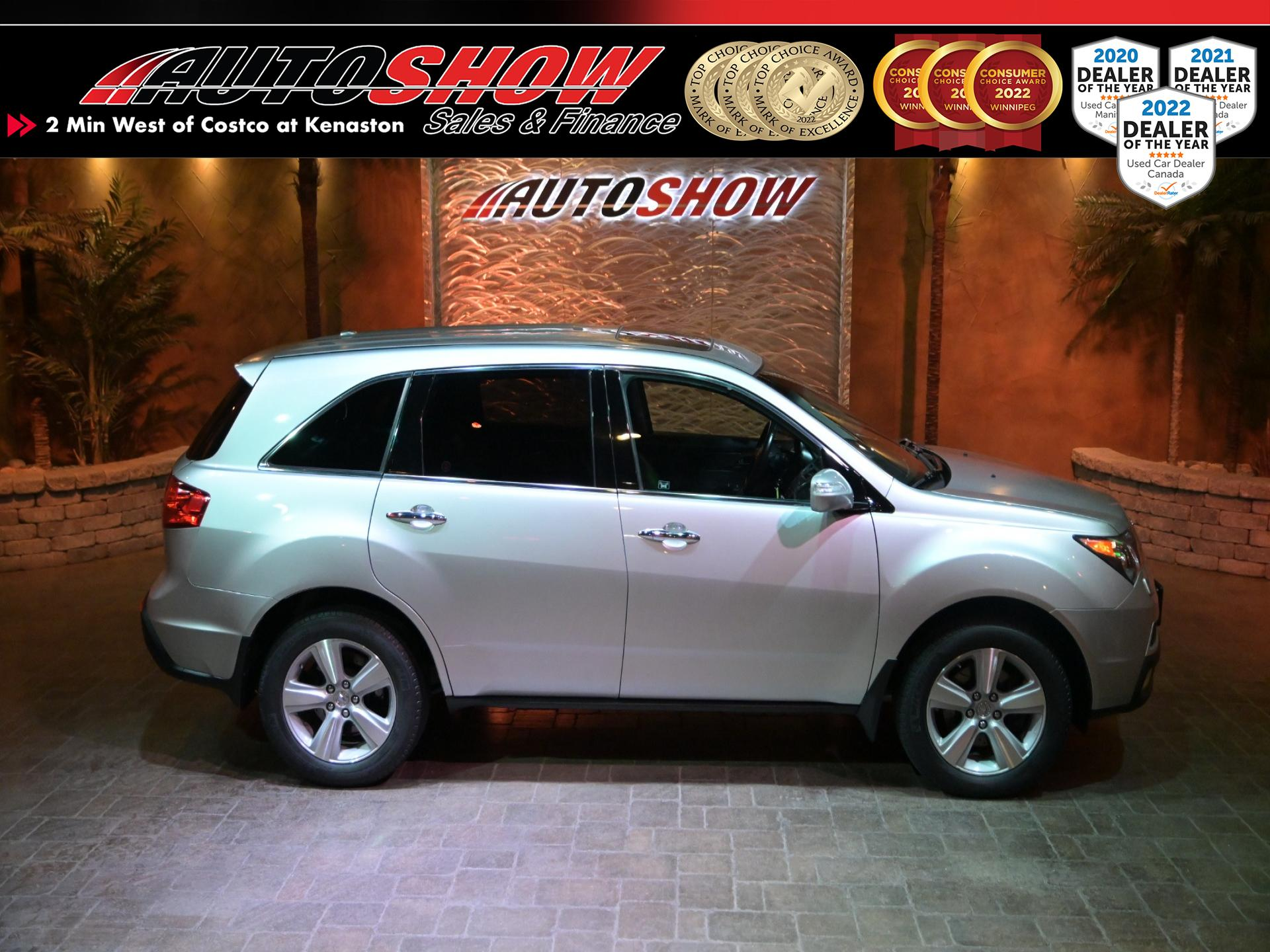 used 2011 Acura MDX car, priced at $16,600