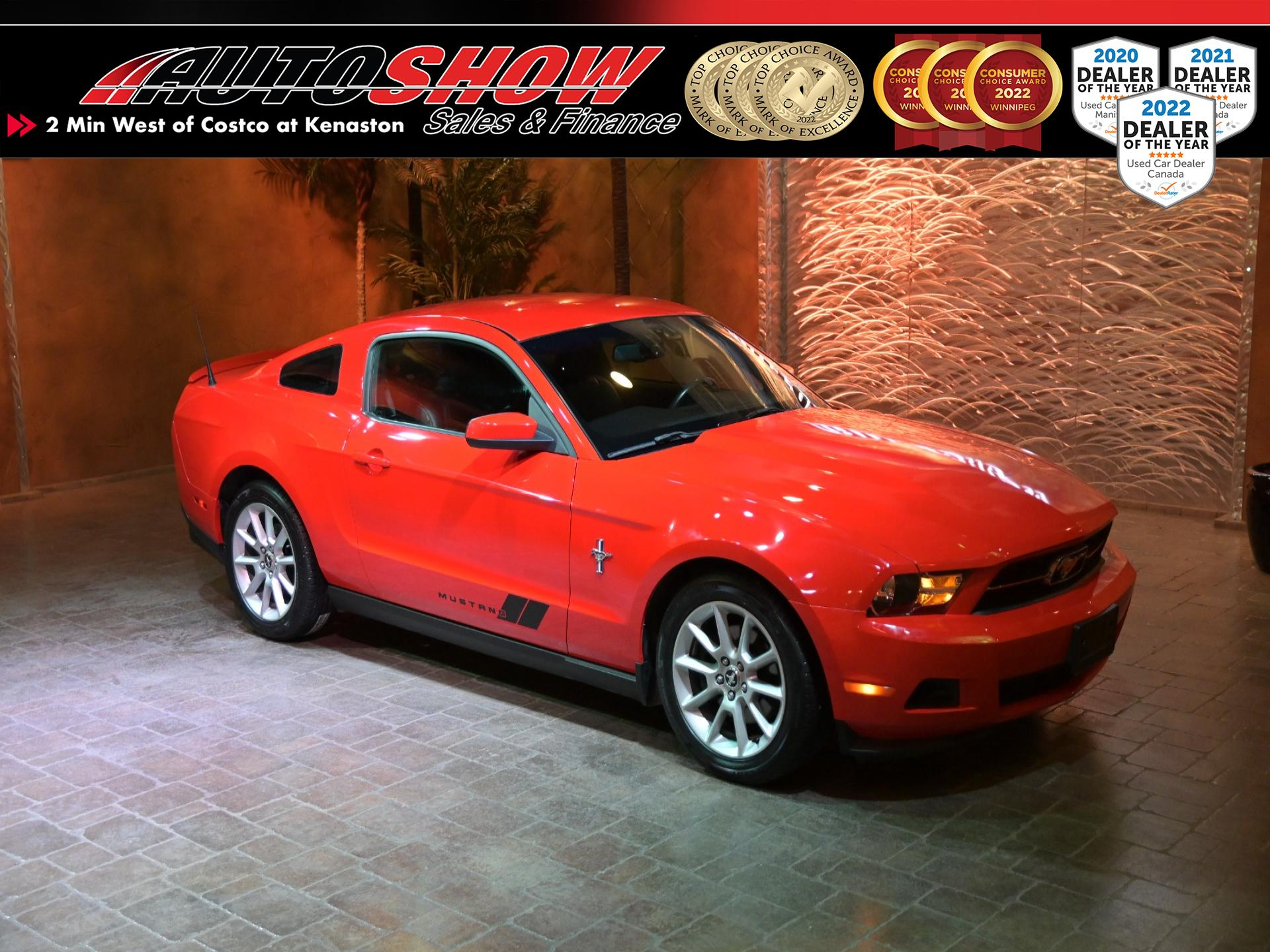 used 2011 Ford Mustang car, priced at $16,800