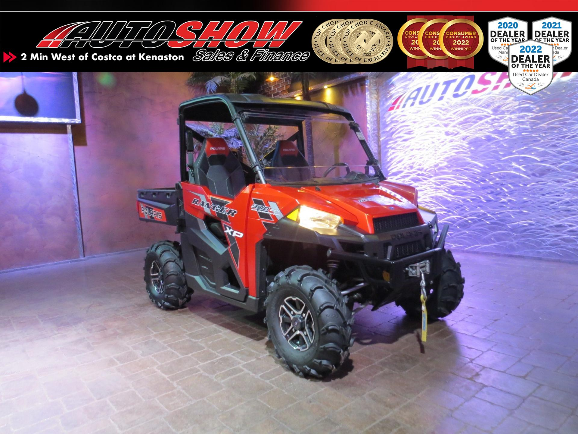 used 2014 Polaris Ranger car, priced at $16,600