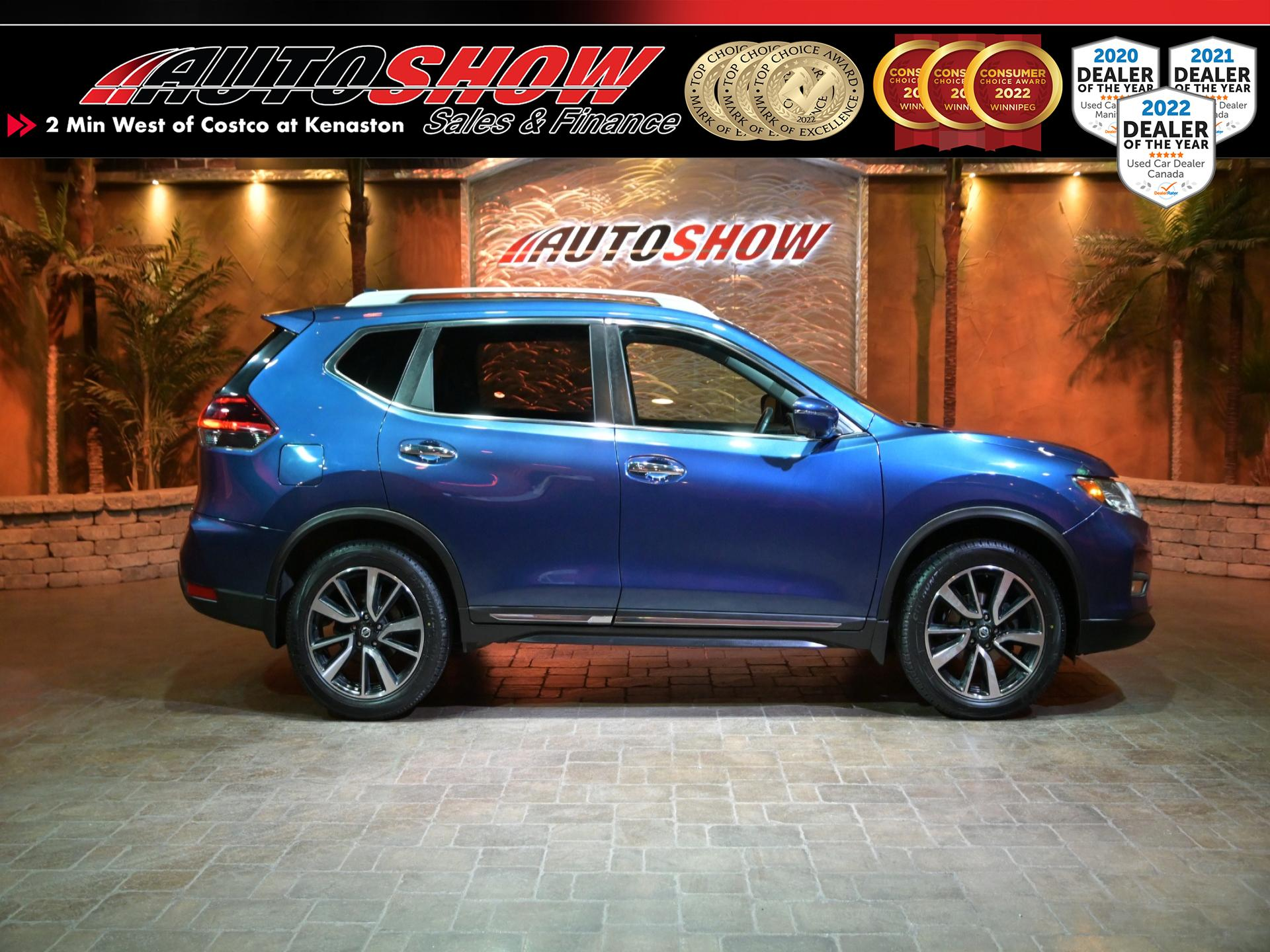 used 2018 Nissan Rogue car, priced at $22,800