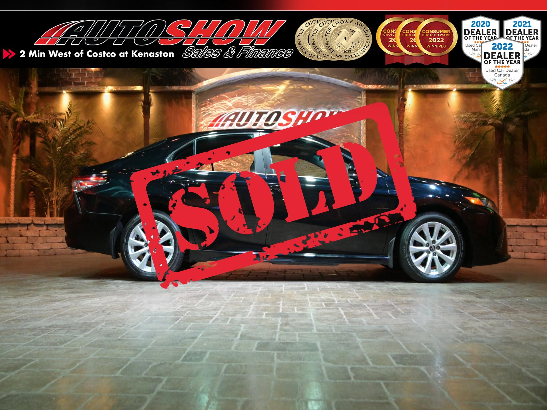 used 2018 Toyota Camry car